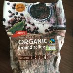 【コーヒー情報】colesのFairtrade Organic Ground Coffee。